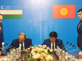 На Совете глав приграничных областей Кыргызстана и Узбекистана подписан итоговый протокол и дорожная карта