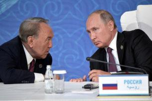 Назарбаев говорил с Путиным о возможном приходе Дариги Назарбаевой на пост президента Казахстана?