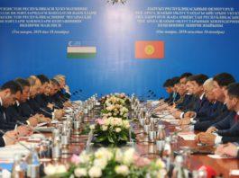 Абылгазиев: Укрепление межрегиональных связей приоритет внешней политики Кыргызстана