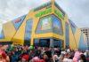 Теперь и в южной столице! В Оше открыт первый гипермаркет Globus
