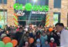 Globus открыл новый и самый необычный супермаркет с зоной food-to-go