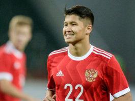 Уроженца Кыргызстана Ильзата Ахметова признали лучшим футболистом России