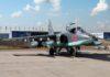 Российские штурмовики Су-25 отработали удары по целям в горах Кыргызстана