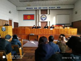 Министр соцразвития рассказал жителям Ошской области о пособиях балага сүйүнчү