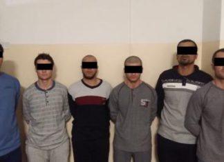 Видео задержания в Алматы выходцев из ЦА, планировавших теракты