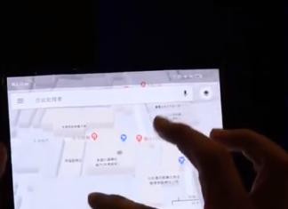 Первый складной Xiaomi показали на видео