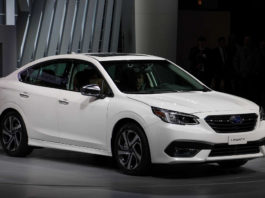 Новое поколение Subaru Legacy 2020 полностью рассекречено на презентации
