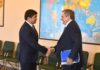 Мухаммедкалый Абылгазиев встретился с председателем правления «Русгидро». О чем они говорили?