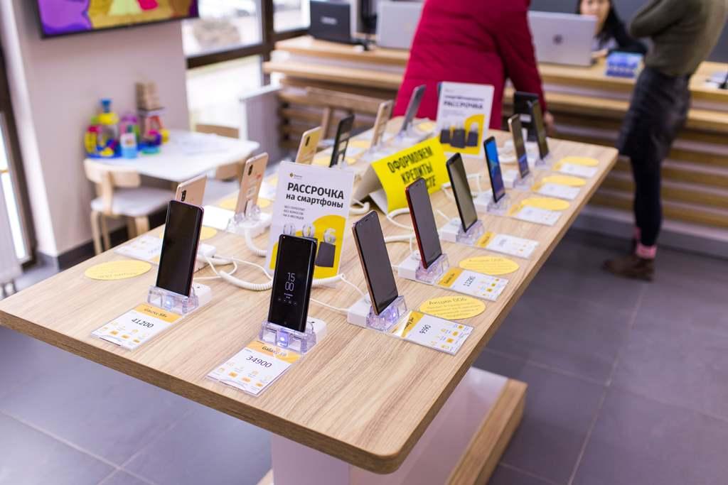 смартфоны в кредит с первоначальным взносом