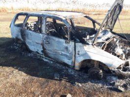 Милиция задержала преступную группу, угонявшую и сжигавшую авто