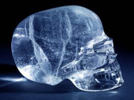 Хрустальный череп, найденный в Таразе, является очередной загадкой человечества