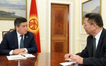 Посол Китая полюбил Кыргызстан, его народ и обычаи