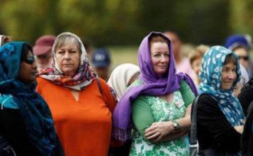 Женщины Новой Зеландии надели платки, чтобы поддержать мусульманок