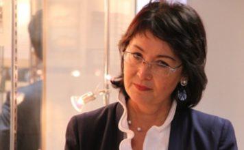 Раиса Атамбаева: Сооронбай Шарипович, я бы хотела посмотреть вам в глаза