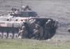 Сухопутные войска Кыргызстана провели тактические учения