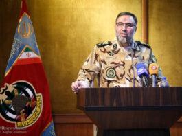 Иранская армия развернута на восточной границе из-за ИГИЛ в Афганистане