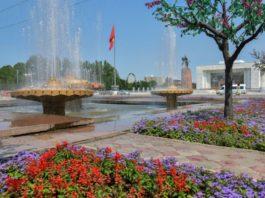 Бишкек готовят к открытию сезона фонтанов