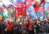 Россияне стали меньше бояться Запада, но опасаются гражданской войны — СМИ
