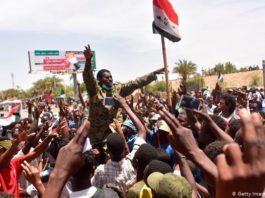 Гражданская оппозиция в Судане требует передать ей власть