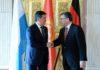 Сооронбай Жээнбеков встретился с руководителем Государственной канцелярии Баварии