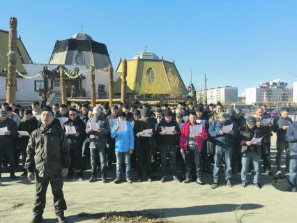 После антииммигрантских волнений мусульмане-кыргызы спешно братаются с местными язычниками — Независимая газета