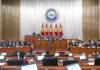 Коалиция парламентского большинства признала отчет правительства за 2018 год удовлетворительным