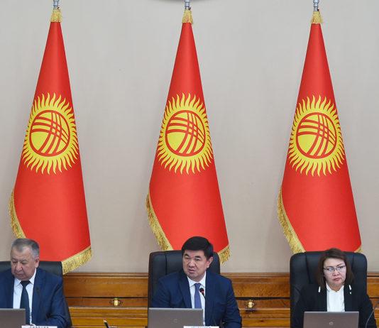 Премьер-министр подверг жесткой критике руководителей энергосектора Кыргызстана