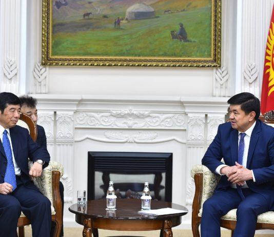 Кыргызстан и Всемирная таможенная организация обсудили вопросы сотрудничества