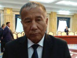 Курбанбай Искандаров освобожден от должности спецпредставителя правительства по приграничным вопросам