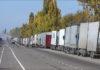 В Казахстане назвали причины заторов на границе с Узбекистаном