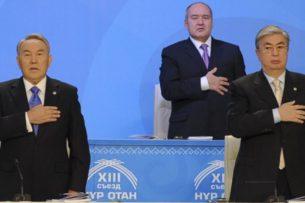 Начало династийного транзита власти в Казахстане