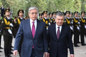 Как Ташкент «подвинул» Нур-Султан