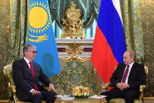 Казахстан дрейфует от России — СМИ