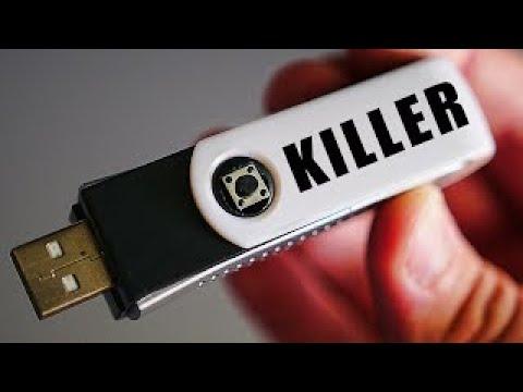 Бывший студент уничтожил более 60 компьютеров с помощью «флешки-убийцы»