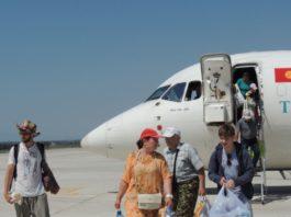 Возобновляется воздушное сообщение Тамчи – Ташкент