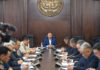 Боронов поручил до 1 июня завершить подключение оставшихся школ Кыргызстана к интернету