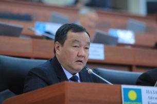 Глава Национального энергохолдинга Айтмамат Назаров объяснил свой отказ от участия в выборах в ЖК КР