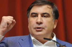 Саакашвили отказался возглавлять партию Кличко – СМИ