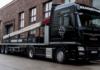 Rammstein провезет по Европе гигантскую спичку весом 1,5 тонны