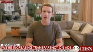 Созданное компьютером лицо Цукерберга выглядит реалистичным