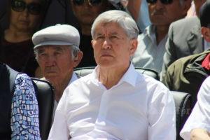 Алмазбек Атамбаев приговорен к 11 годам и 2 месяцам за освобождение Азиза Батукаева