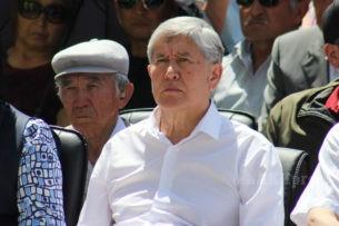 Алмазбек Атамбаев отказывается участвовать в судебном процессе по делу об освобождении Батукаева