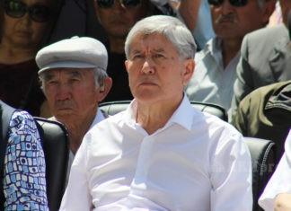 Алмазбеку Атамбаеву продлили срок содержания под стражей до 26 октября