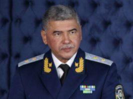 Генпрокуратура Узбекистана официально подтвердила арест экс-главы спецслужб