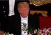 Трамп заснул во время речи Елизаветы II
