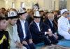 Сооронбай Жээнбеков поздравил кыргызстанцев с Орозо айтом