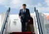 Сооронбай Жээнбеков вылетел в Душанбе для участия в пятом саммите СВМДА