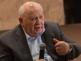 Михаил Горбачев: Культ георгиевских ленточек был совершенно не знаком Советской армии