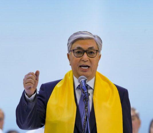 Телеграм -канал  сообщает о подготовке массовых волнений в Казахстане с требованием отставки Токаева. Акции протеста готовы финансировать олигархи