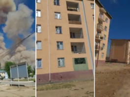 «Осколки летели мимо нас»: Как педагоги приняли роды у женщины в Арыси во время взрыва